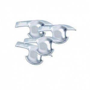 AUTO ATTIRE Premium Quality Fortuner OLD Chrome Plated handle bowl / Finger Bowl Guard