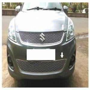 AUTO ATTIRE Premium Quality Swift New Chrome Plated Front Grill / Radiator grill (02 Pcs)