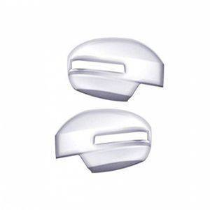 AUTO ATTIRE Premium Quality Swift Chrome Plated Mirror Cover