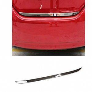 AUTO ATTIRE Premium Quality Etios Chrome Plated Dicky Patti Garnish / Back door garnish / Trunk Lid Garnish (01 Pcs)