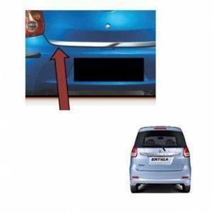 AUTO ATTIRE Premium Quality ERTIGA Old Chrome Plated Back Rear Dicky Patti Garnish / Back Door Garnish / Trunk Lid Garnish (1 Pcs)