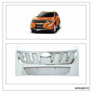 AUTO ATTIRE Premium Quality XUV 500 Chrome Plated Front Grill