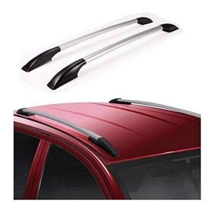 Roof Rail / Roofrail / Roof-rail Silver (Universal) for all Cars