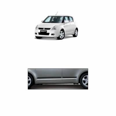 Car Door Side Beading for Swift - Side moulding - Colour: Matte Black