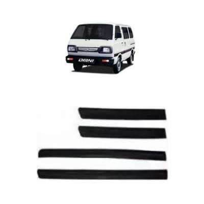 Car Door Side Beading for Omni -Side moulding -  Colour: Matte Black S