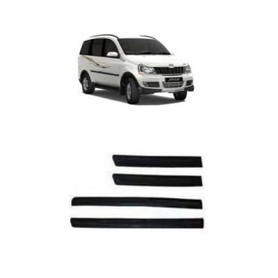 Car Door Side Beading for XYLO - Side moulding - Matte Black(Set of 4)