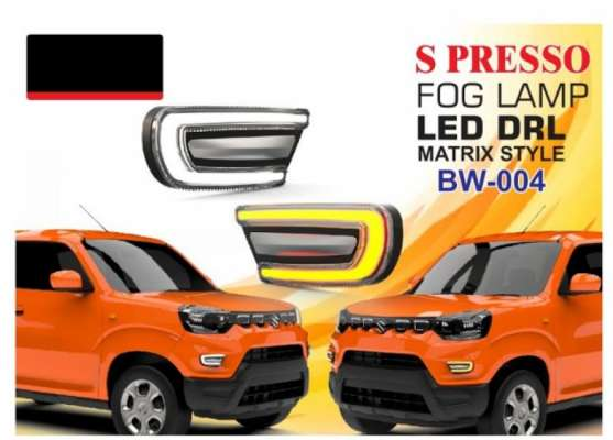 DRL FOG LAMP MATRIX TYPE FOR Suzuki S PRESSO