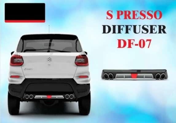 DIFFUSER WITH F1 LED FLASHER FOR Suzuki S Presso
