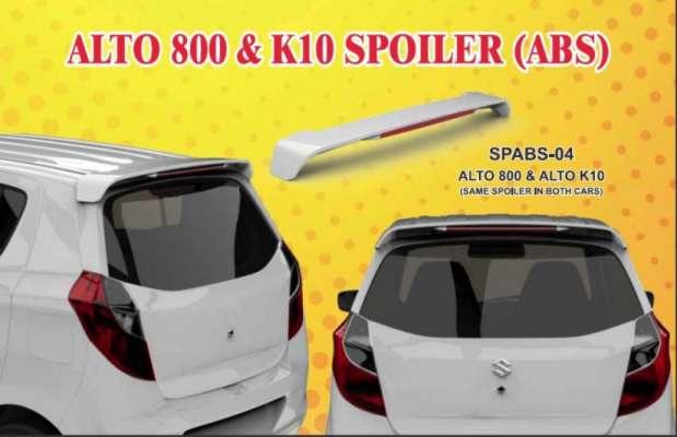 Rear Spoiler for Maruti Suzuki Alto
