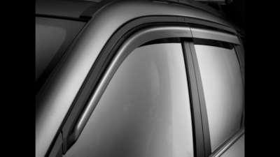 Door Visor for Mahindra Nuvosports /Car Rain Visor/ Car Wind Visor/ Window Deflector (4 Pcs)