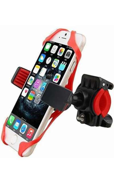 X Grip Bike Mobile Holder &  Stand / Bycycle mobile holder & Stand / E Rikshaw Mobile Holder & Stand