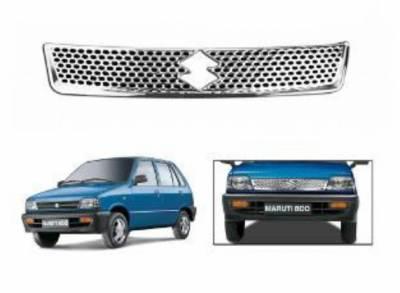Chrome Grill For Maruti 800 Car / Chrome Radiator Grill Maruti 800 Car (1 Pc)