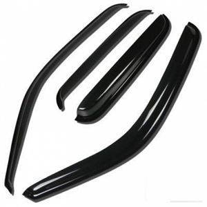 UNBREAKABLE Car Rain Visor/ Car Wind Visor/ Car Door Visor/ Window Deflector Toyota Etios (4 Pcs)