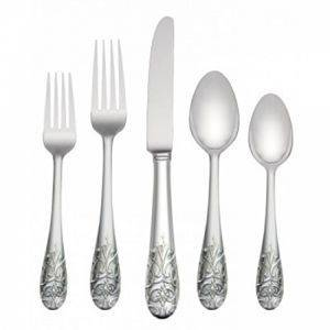 Tactware Stainless Steel Tea Spoon - 6 Pcs